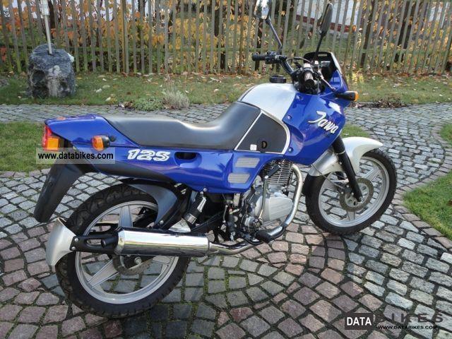2007 Jawa  CS Motorcycle Enduro/Touring Enduro photo