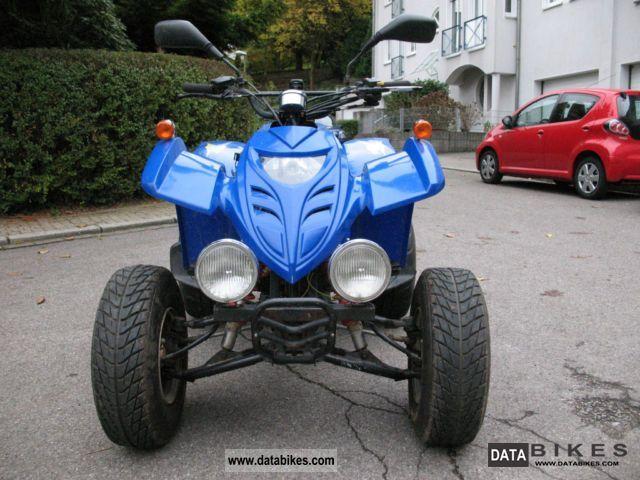 2004 Herkules  Adly ATV 300 Motorcycle Quad photo