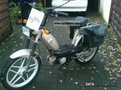 2002 Herkules  Prima 5 Motorcycle Motor-assisted Bicycle/Small Moped photo