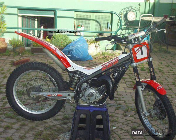 2008 Beta  Trial REV (EVO) 50 Junior Motorcycle Enduro/Touring Enduro photo
