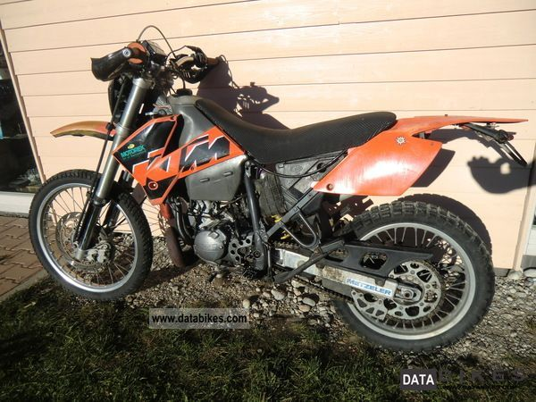 2000 KTM  LC 2,125,125 LC2 electric start Motorcycle Enduro/Touring Enduro photo