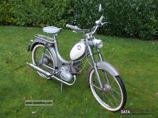 Hercules  222 TH moped rarity with original papers! 1967 Vintage, Classic and Old Bikes photo