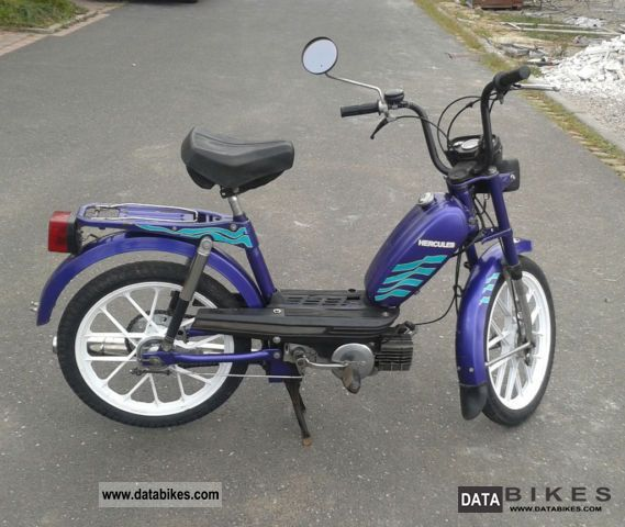 1992 Hercules Automatic Scooter
