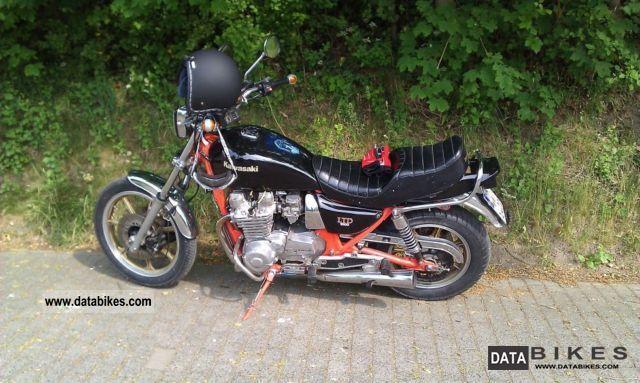 1983 Kawasaki  KZ 1000LTD Motorcycle Chopper/Cruiser photo