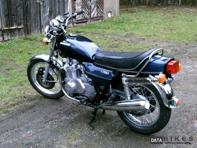 Kawasaki  750 B Twin 1978 Vintage, Classic and Old Bikes photo