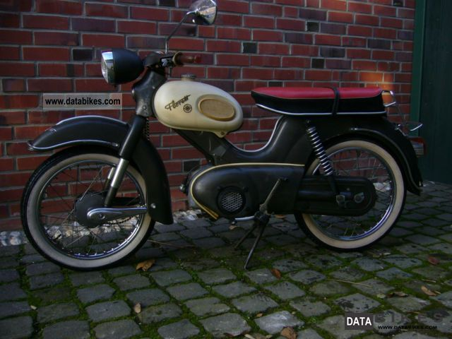 Kreidler  Foil K54/2A 1963 Vintage, Classic and Old Bikes photo