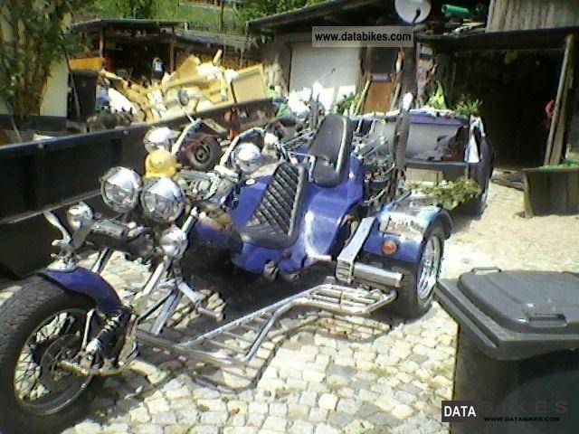 1997 Boom  Highway Motorcycle Trike photo