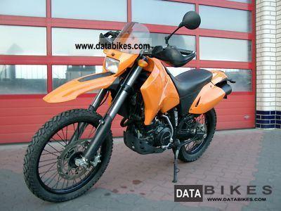 KTM  400 2004 Enduro/Touring Enduro photo
