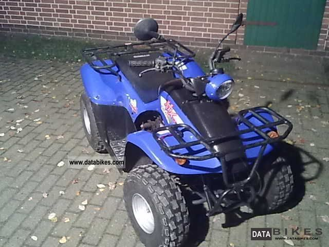 2003 Kymco  MXER 50 Motorcycle Quad photo