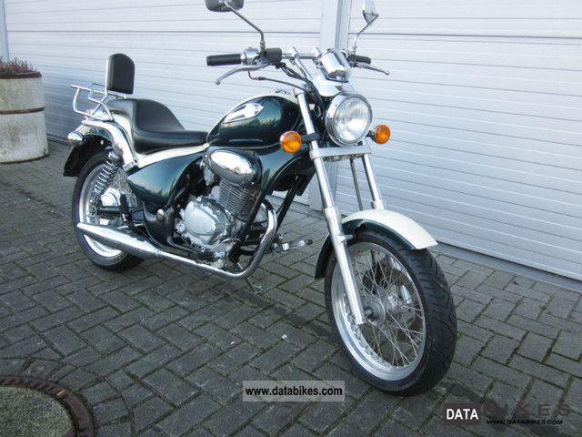 1999 Cagiva  Gilera Coguar Motorcycle Motorcycle photo