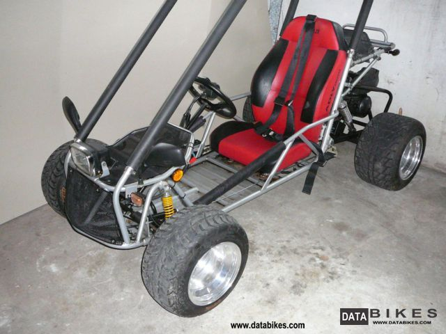 2007 Adly  ATK 125 Motorcycle Quad photo