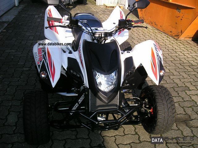 2012 Adly  ATV 320 Motorcycle Quad photo