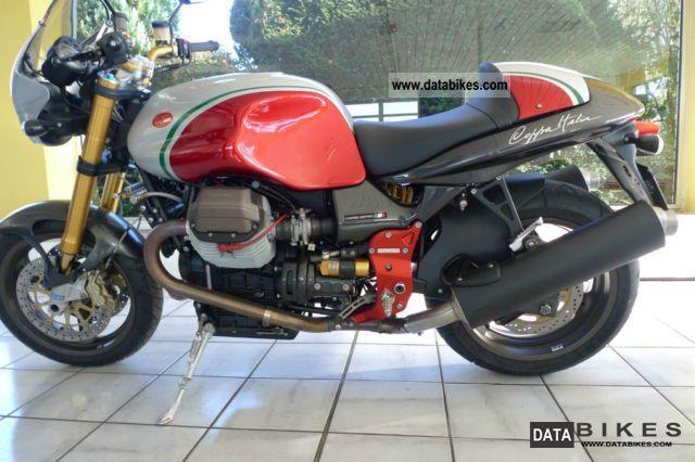 2006 Moto Guzzi  Coppa Italia Motorcycle Motorcycle photo
