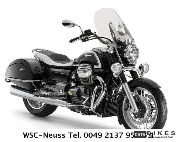 2012 Moto Guzzi  California 1400 Touring Motorcycle Chopper/Cruiser photo
