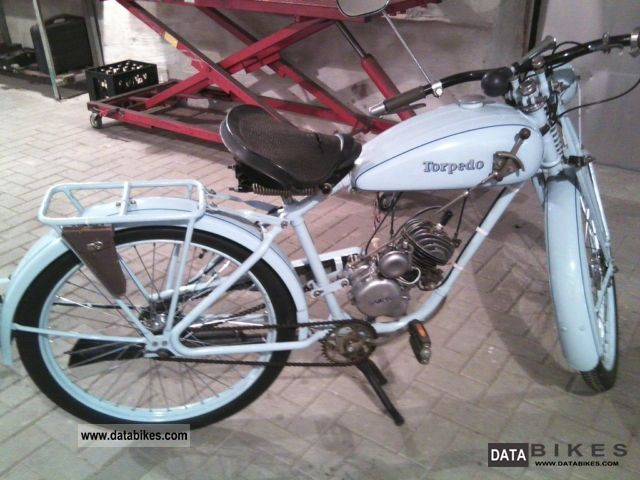 Other  Tropedo 1939 Vintage, Classic and Old Bikes photo