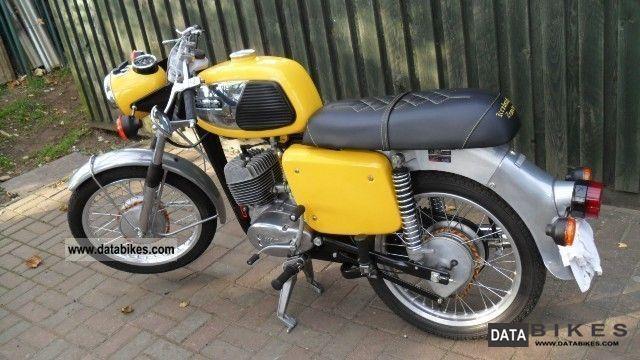 1974 Mz  TS 125/150 Motorcycle Motorcycle photo