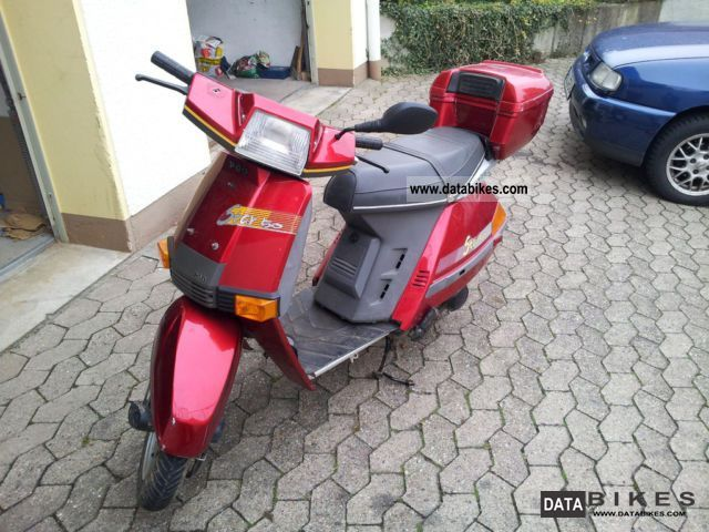 1993 PGO  50 Star Motorcycle Scooter photo