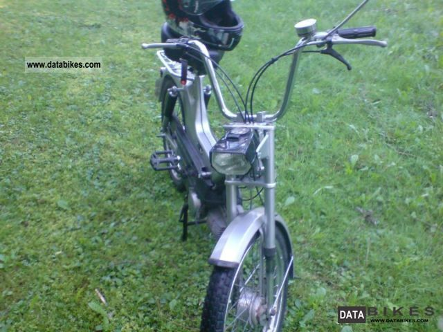 Puch  Maxi GS 1974 Vintage, Classic and Old Bikes photo