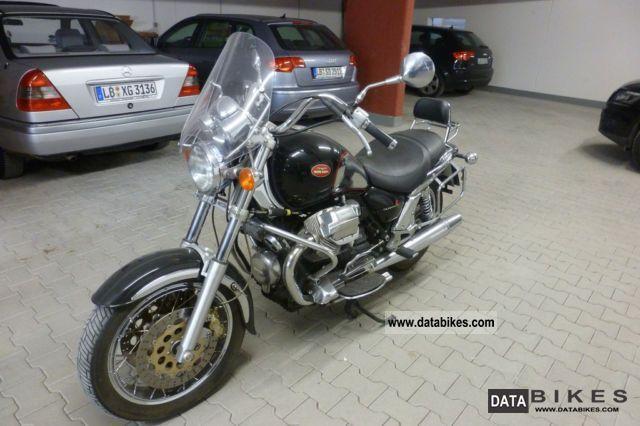 2001 Moto Guzzi  California EV Motorcycle Chopper/Cruiser photo