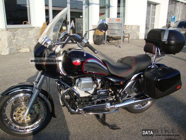 2004 Moto Guzzi  Touring California Motorcycle Motorcycle photo