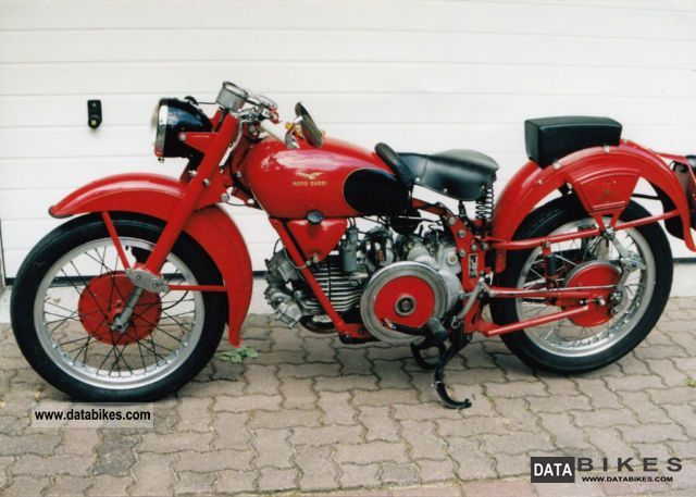 Moto Guzzi  Falcone 1950 Vintage, Classic and Old Bikes photo