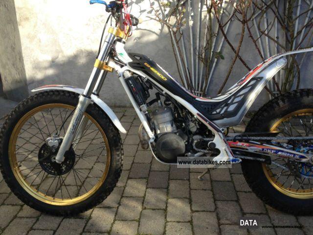 2011 Sherco  300 Cabestany Motorcycle Dirt Bike photo
