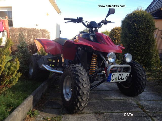 2003 Other  cannondale cannibale Motorcycle Quad photo