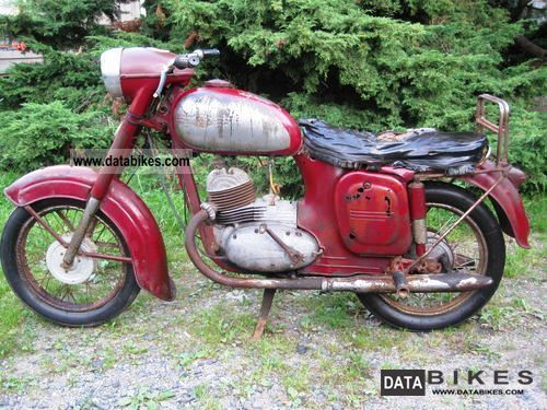 Jawa  355 1960 Vintage, Classic and Old Bikes photo