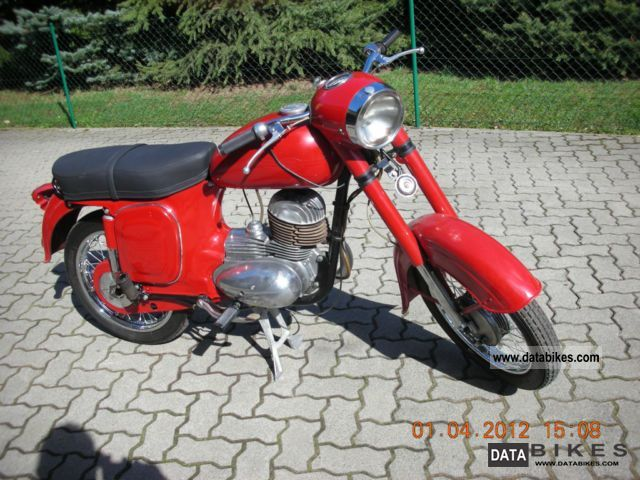 Jawa  450.01 1961 Vintage, Classic and Old Bikes photo