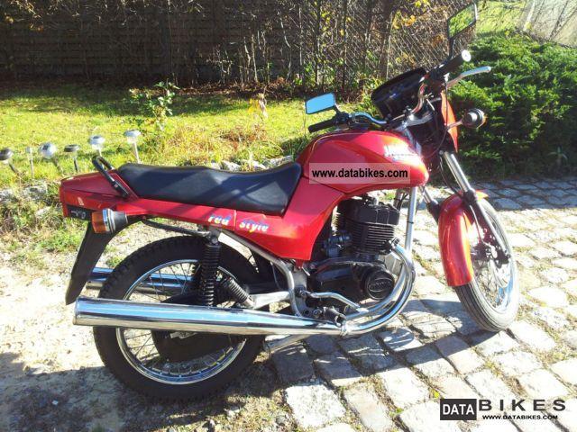 1994 Jawa  350 Motorcycle Enduro/Touring Enduro photo