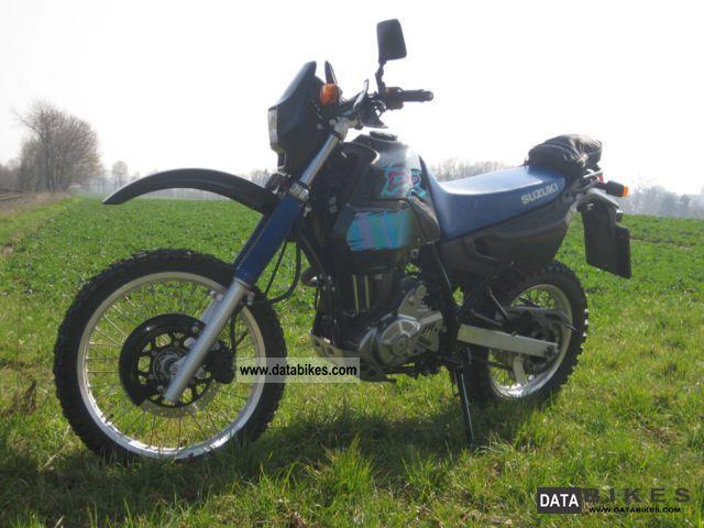 1994 Suzuki  Dr 650 - SP45B Motorcycle Enduro/Touring Enduro photo