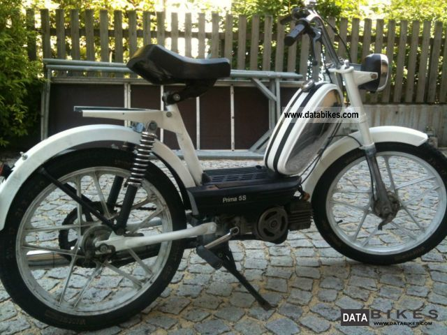 1988 Herkules  Prima 5 Motorcycle Motor-assisted Bicycle/Small Moped photo