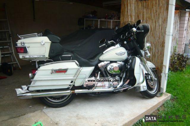 2002 Harley Davidson  E-Glide Ultra Classic Aniversy Motorcycle Chopper/Cruiser photo