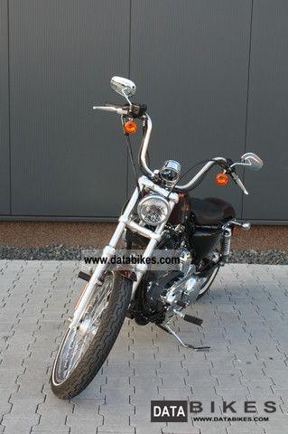 2012 Harley Davidson  XL1200V 72 Motorcycle Chopper/Cruiser photo