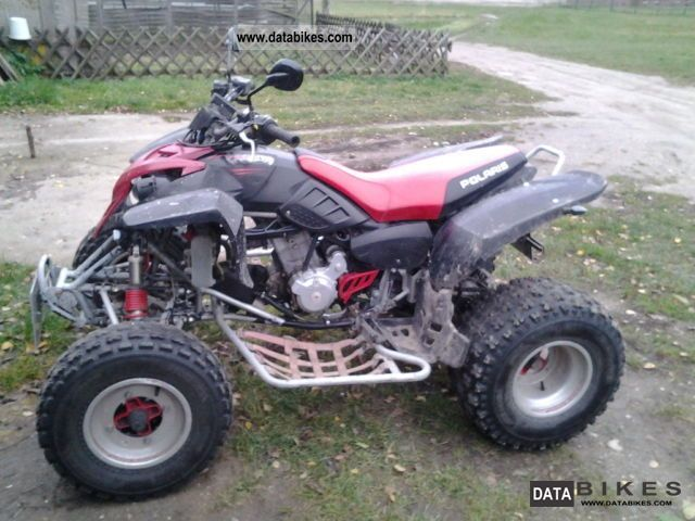 2003 Polaris  PREDATOR Motorcycle Quad photo