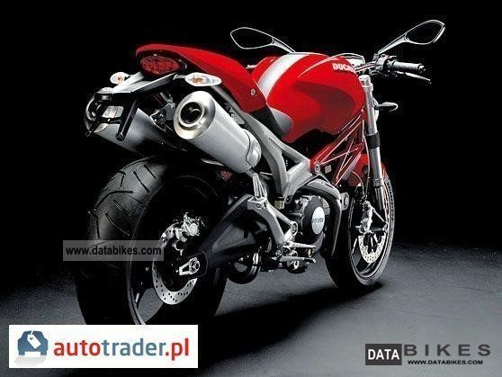 2012 Ducati  Monster Motorcycle Other photo