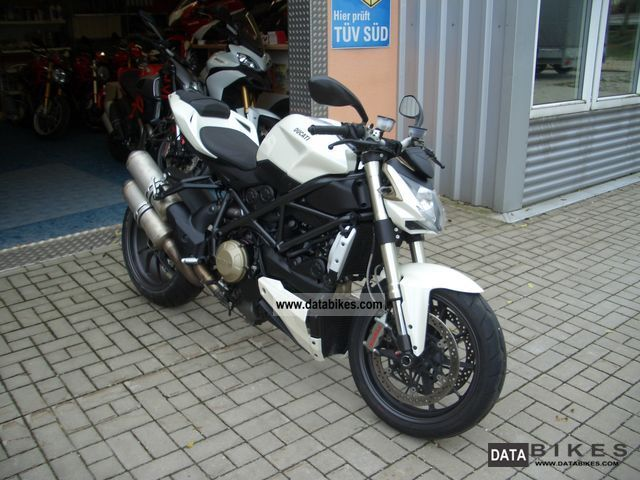 2010 Ducati  STREET FIGHTER Motorcycle Motorcycle photo