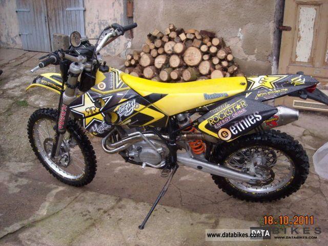 2003 Husaberg  501 FE Motorcycle Enduro/Touring Enduro photo