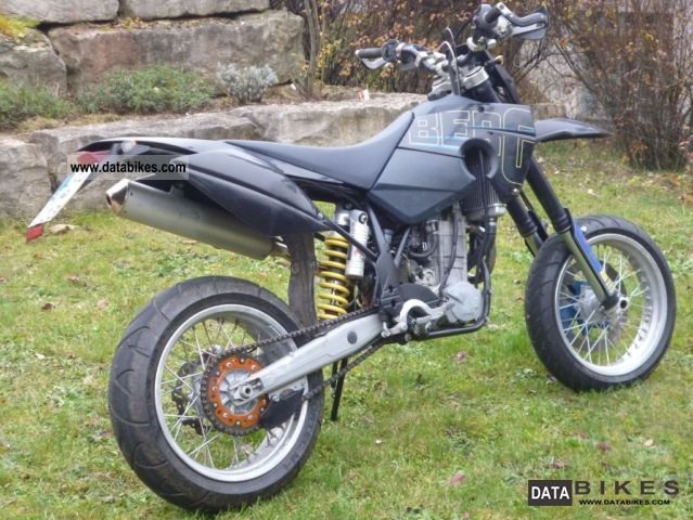 2012 Husaberg Fs 650 C Supermoto Open Power With T 220 V