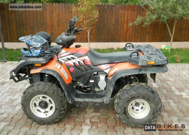 2011 Linhai  ATV Motorcycle Quad photo