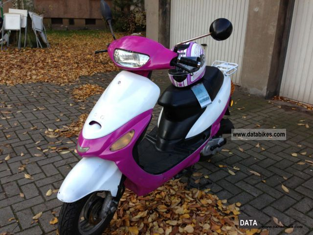 2007 Other  REX RS with remote control (remote start + alarm) Motorcycle Scooter photo
