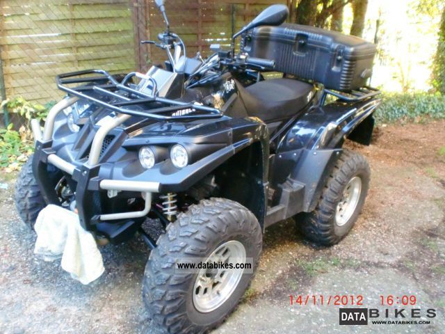 2011 Triton  400 Outback 2WD Motorcycle Quad photo