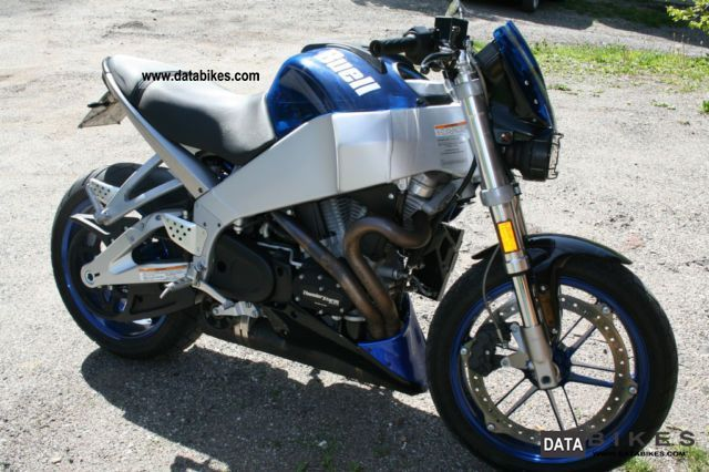 2008 Buell  xb 9 Motorcycle Streetfighter photo