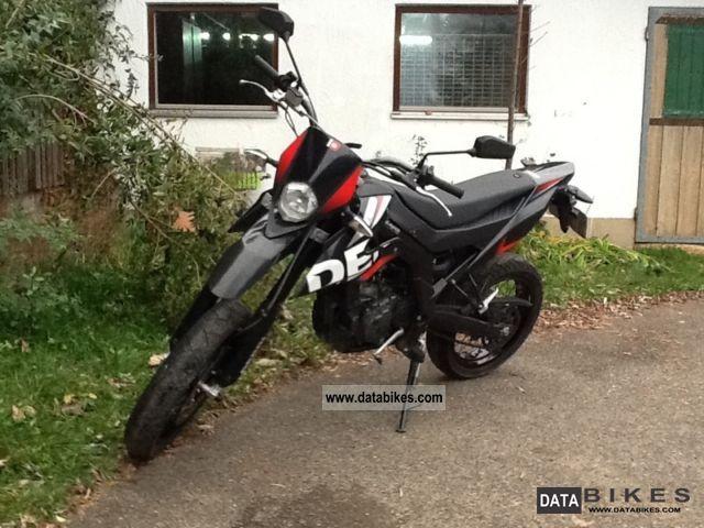 2011 Derbi  Senda drd 125 Motorcycle Super Moto photo