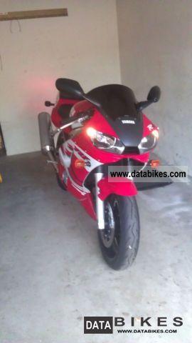 2006 Yamaha  YZF Motorcycle Motorcycle photo