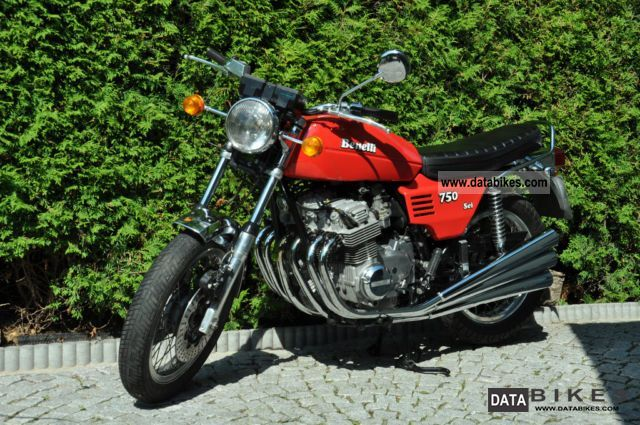 Benelli  750 was 1976 Vintage, Classic and Old Bikes photo