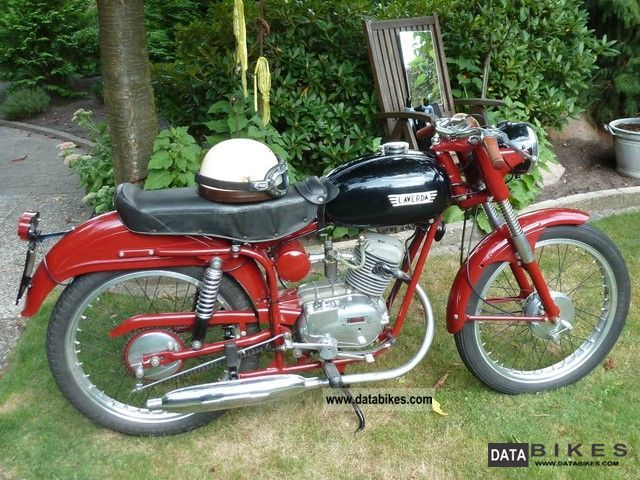 Laverda  100/4 speed / classic / only 73 Km 1955 Vintage, Classic and Old Bikes photo