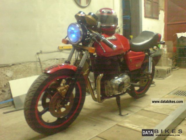 1982 Laverda  500 Sport Motorcycle Sports/Super Sports Bike photo