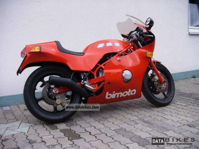 1982 Bimota  SB3d Motorcycle Sports/Super Sports Bike photo