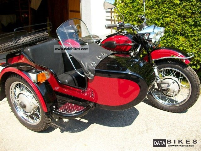 2006 Ural  750 He Tourist ... No Ranger .... Motorcycle Combination/Sidecar photo